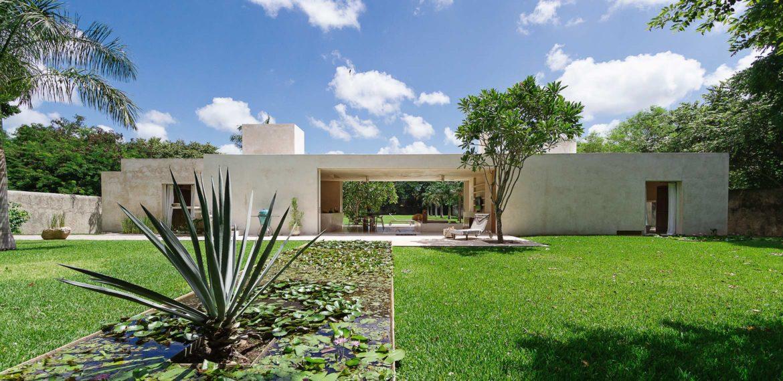 Casa Sisal in Yucatan, Mexico