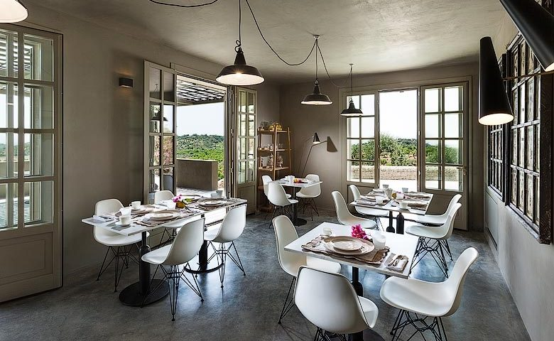 Country House Villadorata — Breakfast room