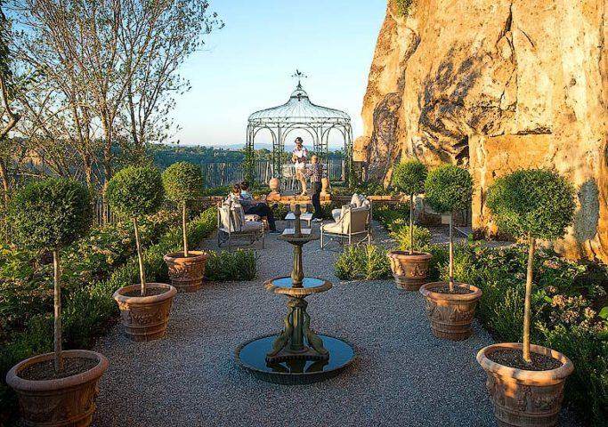 Casa Civita — Casa Civita garden