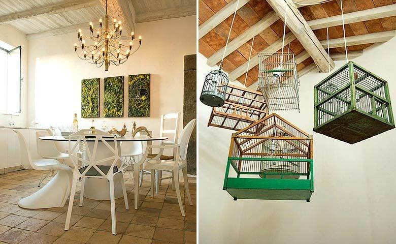 Casa Civita — Casa Civita interior