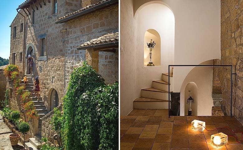 Casa Civita — Casa Civita entrance