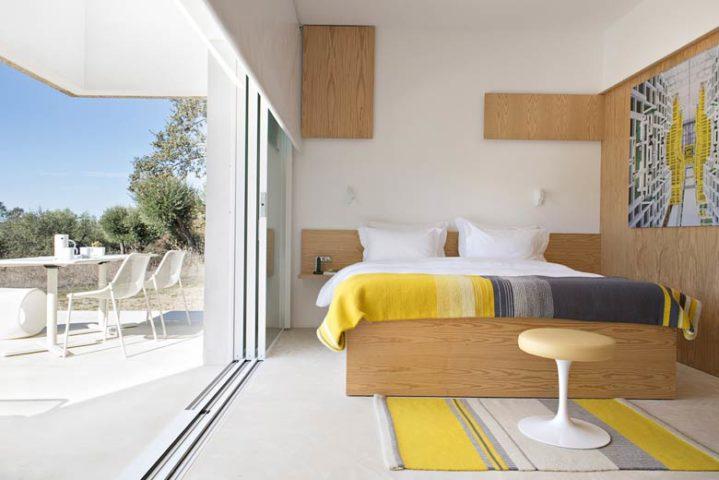 Villa Extramuros — Cabanon jaune