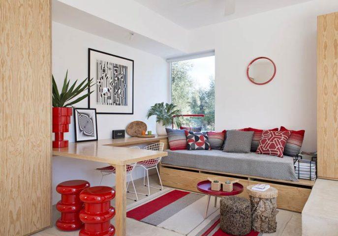 Villa Extramuros — Cabanon rouge