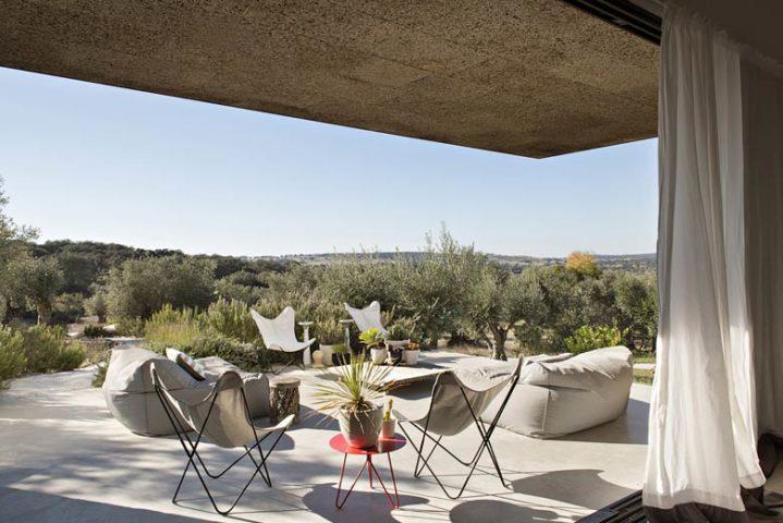 Villa Extramuros — Villa Extramuros lounge area