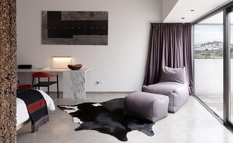 Villa Extramuros — Standard room