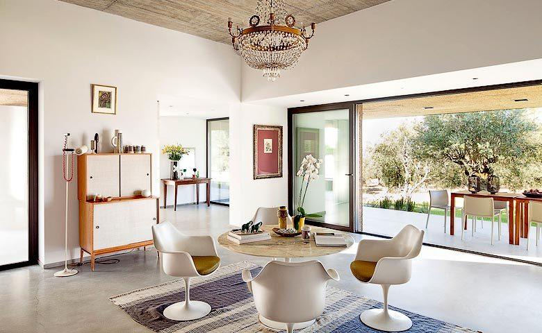 Villa Extramuros — Living room