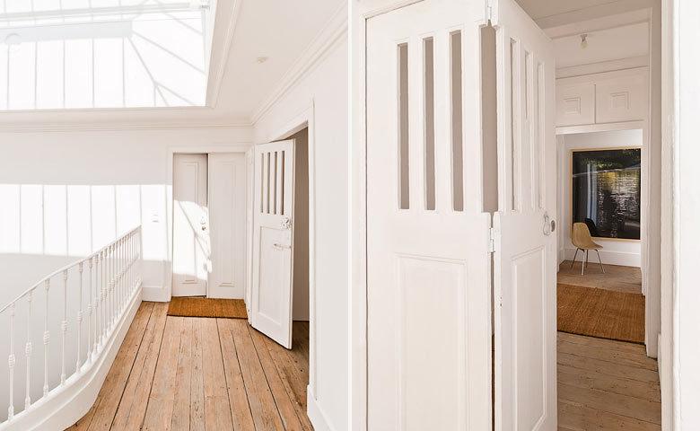 Baixa House — Baixa House staircase