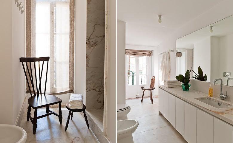 Baixa House — Bathrooms