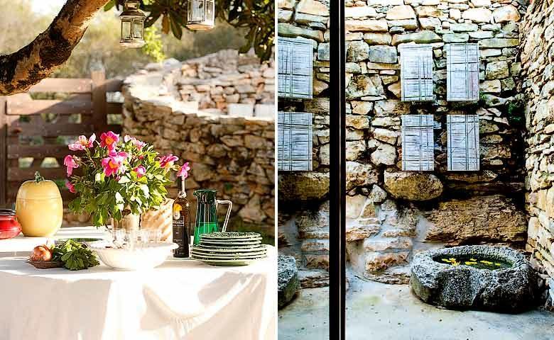 Villa Pedra — Outside spaces