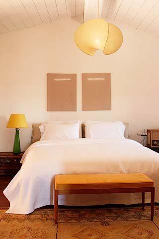 Villa Pedra — Rosemary House bedroom