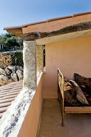 Villa Pedra — Lemon-Tree House terrace