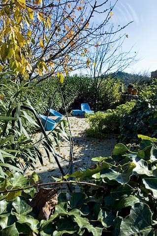 Villa Pedra — Cherry-Tree terrace