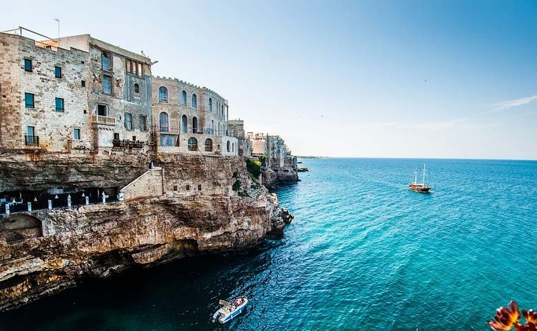 Cliff House — View of Polignano a Mare