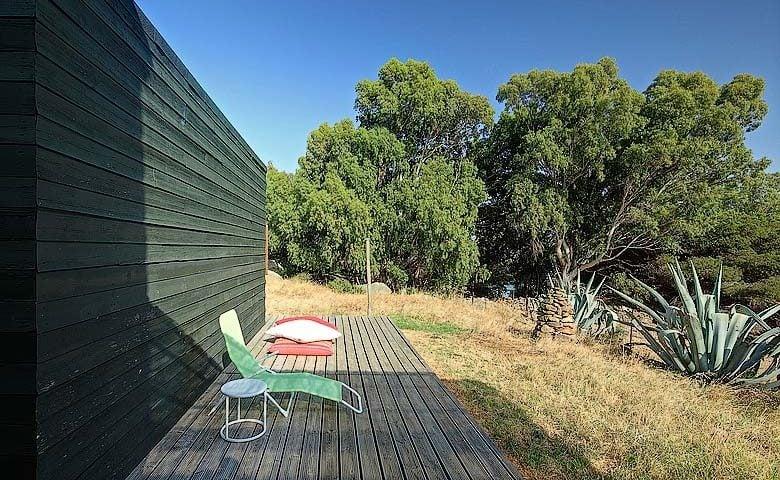 Sea View House — Terrace