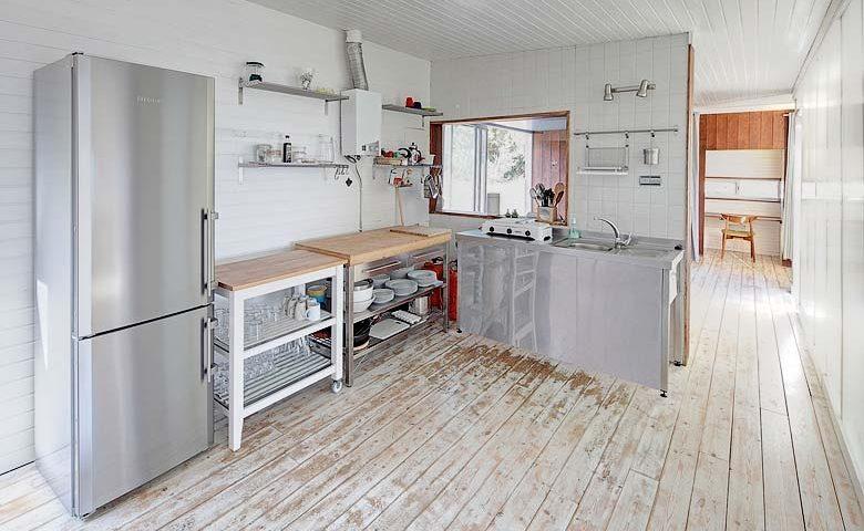 Sea View House — Kitchen