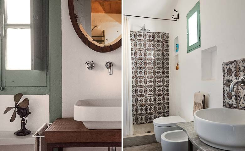 House under the Olive Tree — Bathroom