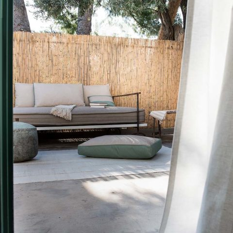 House under the Olive Tree — Patio