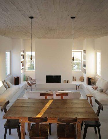 Paros Villa — Lounge