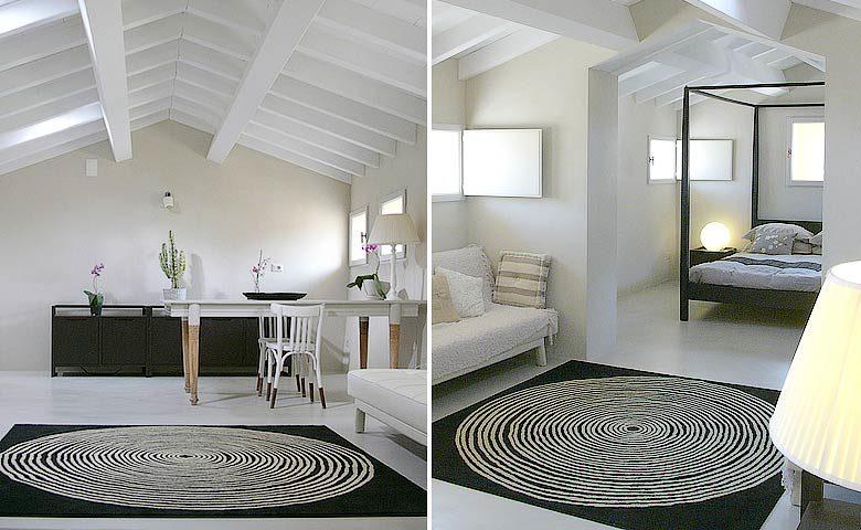 Pianaura Suites — Upper Suite