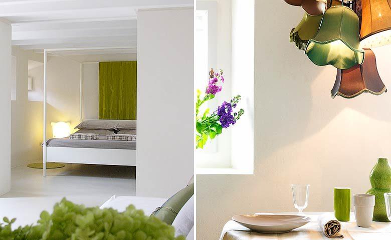 Pianaura Suites — Lower Suite