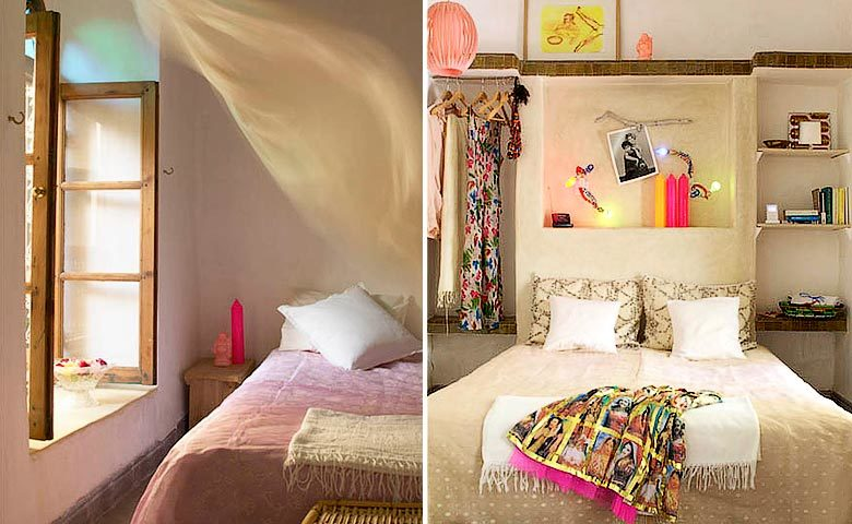 Chambres d'Amis — Bedrooms