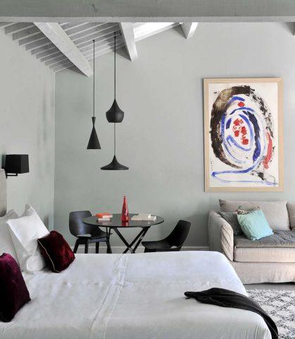 Le Mas de Peint — Junior Suite Elegance Loft