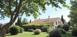Le Mas de Peint, Arles, Provence, France