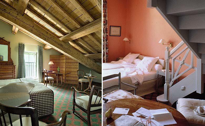 Le Mas de Peint — Bedrooms