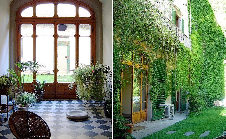 Le Tre Stanze — Guesthouse gardens