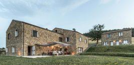 Malatesta Maison, Pergola, Le Marche, Italy