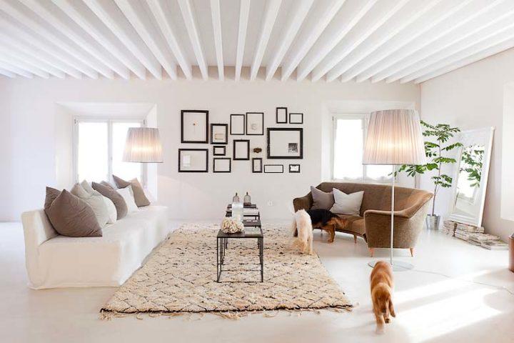 Malatesta Maison — Living area