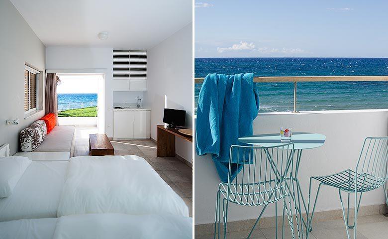 Ammos Hotel — Sea view studio
