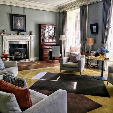 Carskiey Estate — Drawing room