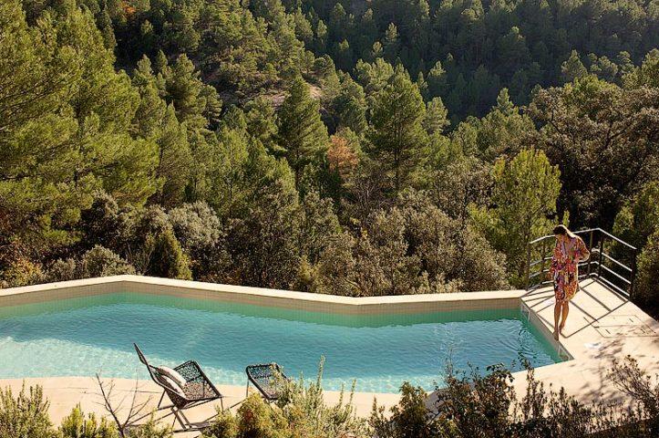 Consolación — Swimming pool at Consolación