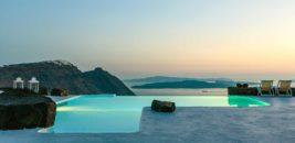 Aenaon Villas, Imerovigli, Santorini, Greece