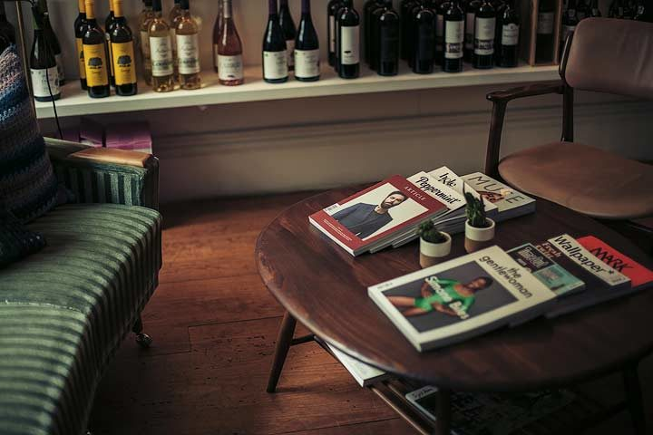 Porto Suites — Reception