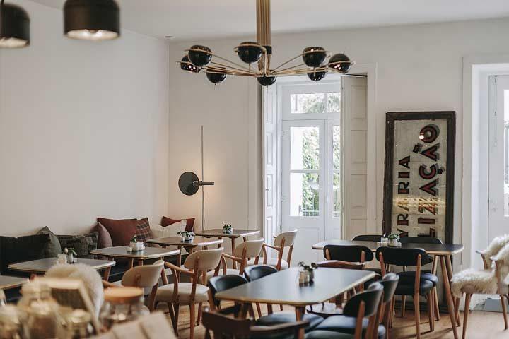 Porto Suites — Restaurant