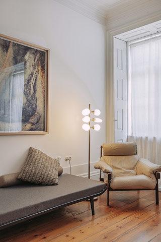 Porto Suites — Queen Deluxe City Suite Heritage