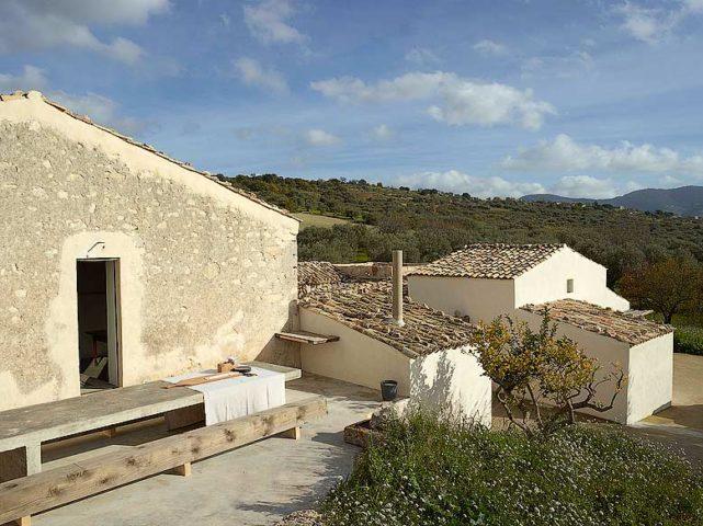 N'orma — N'orma outside terrace