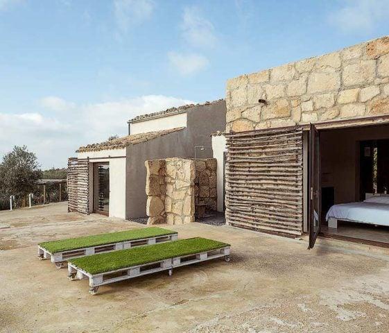 N'orma — Rooms 15 + 25 terraces