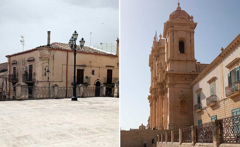 N'orma — Southern Sicily