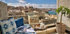 Casa Ellul, Valletta, Malta