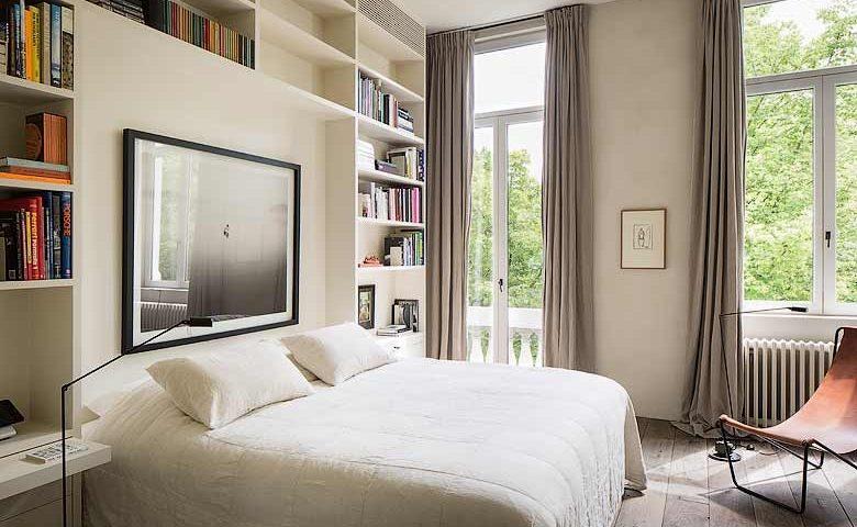 Graanmarkt 13 — Master bedroom