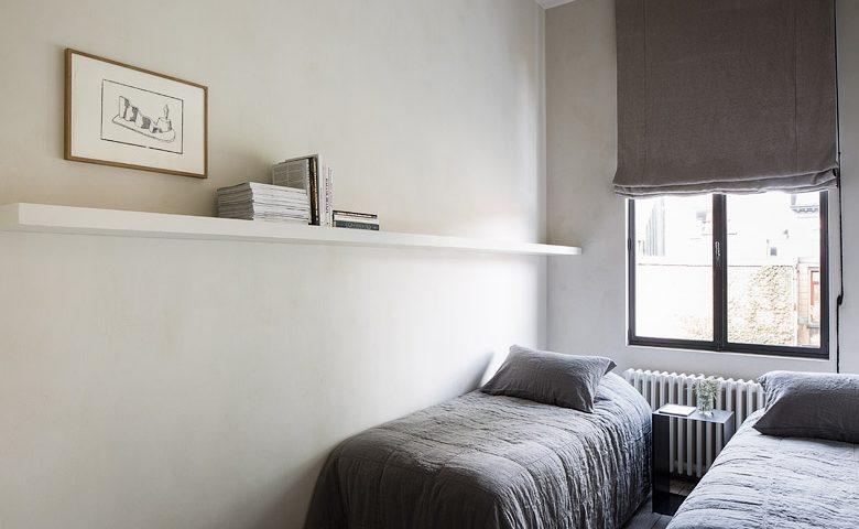 Graanmarkt 13 — Second bedroom