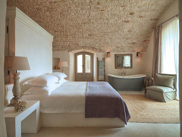 Masseria Petrarolo — Valentino suite