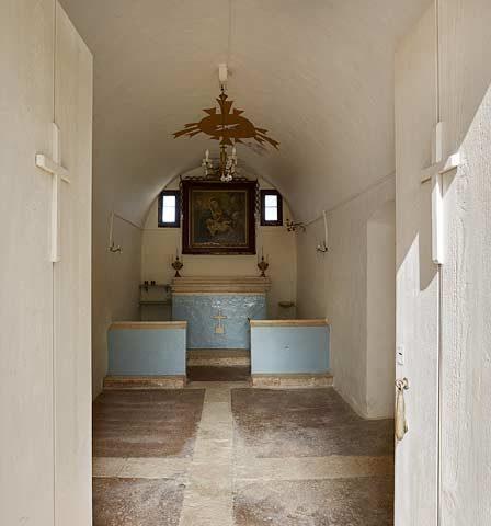 Masseria Petrarolo — Chapel