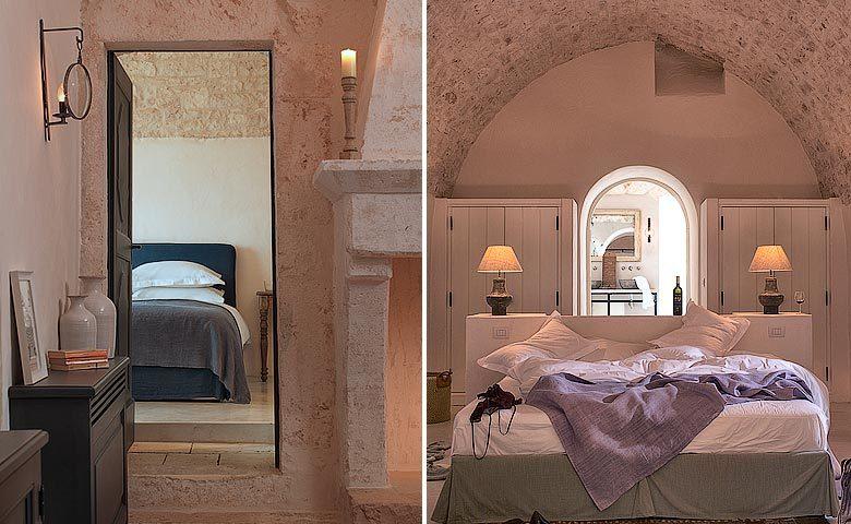 Masseria Petrarolo — Gargano and Capella suites