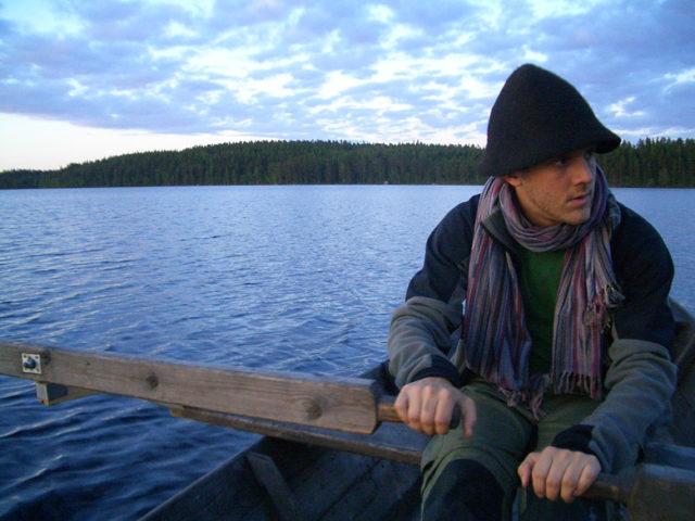 Kolarbyn — Lake Skärsjön
