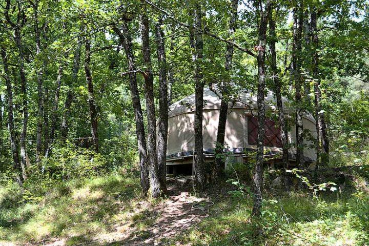 Le Camp — Woodland Yurt Bamburi