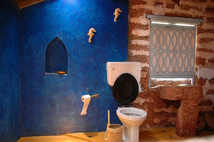 Elsewhere... — Bathroom